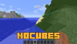 NoCubes - неквадратный майнкрафт [1.12.2]
