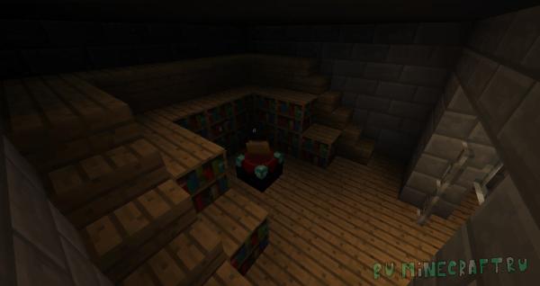 Crawler - новые подземелья [1.12.2]