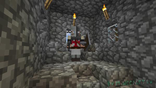 Armor Souls - много средневековой брони [1.12.2]