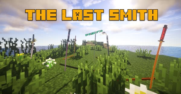 The Last Smith - новые мечи для SlashBlade [1.12.2]