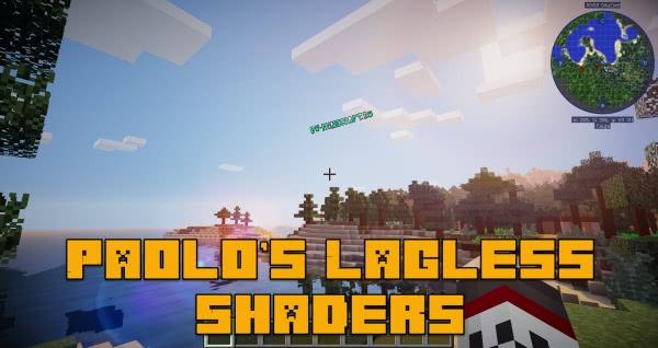 Paolo's Lagless Shaders - простой шейдер для слабых компов [1.16.2] [1.15.2] [1.14.4] [1.12.2] [Все версии]