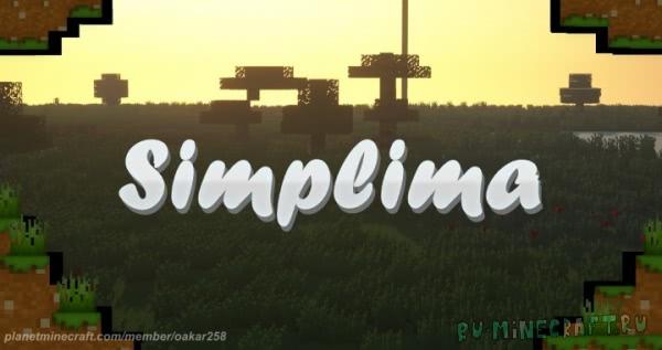 Simplima - простой ресурспак [1.13.2] [1.12.2] [16x16]
