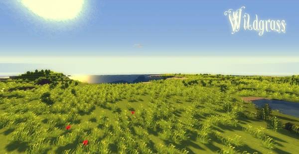 Summerfields - красивый и проработанный текстурпак [1.14.4] [1.13.2] [1.12.2] [1.11.2-1.7.10] [32x]
