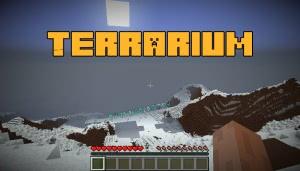 Terrarium - генерация мира Земли [1.12.2]