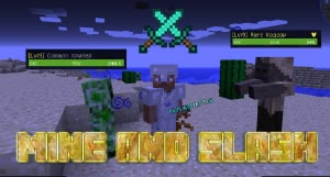 Mine and Slash - глобальная RPG система [1.15.2] [1.14.4] [1.12.2]