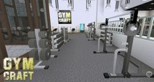 GymCraft - декор тренажерного зала [1.15.2] [1.14.4] [1.12.2]