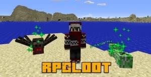 RPGLoot - трупы мобов [1.12.2] [1.11.2] [1.8] [1.7.10]