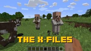THE X-FILES - монстры из Секретных файлов [1.12.2]