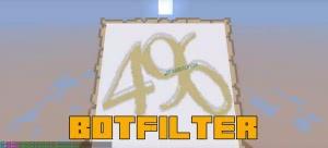 BotFilter - защита сервера от ботов, капча при входе, антибот [1.13.2-1.8]