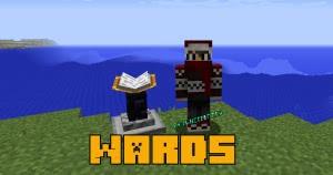 Wards - магические варды [1.16.5] [1.15.2] [1.12.2]