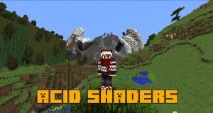 Acid Shaders - шейдеры искажающие пространство [1.14.4] [1.12.2] [Все версии]