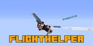 FlightHelper - помощник полетов на элитре [1.16.2] [1.15.2] [1.14.4] [1.12.2]