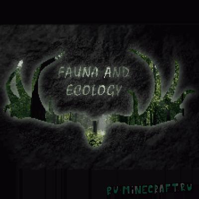 Fauna and Ecology - реалистичные предки мобов [1.12.2]