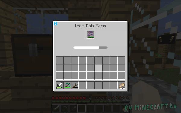 Tiny Mob Farm - маленькие фермы мобов [1.16.2] [1.15.2] [1.14.4] [1.13.2] [1.12.2]