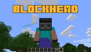 Blockhead - надеваем любой блок на голову [1.12.2]