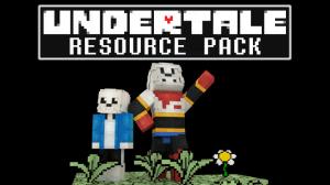 Undertale Resource Pack - ресурспак по игре Undertale [1.13.2] [32x32]