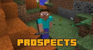 Prospects - простая добыча металлов [1.12.2]