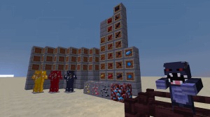Valiux: Adventure & Ores - новые руды и босс [1.12.2]