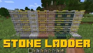 Stone Ladder - каменные лестницы [1.12.2]