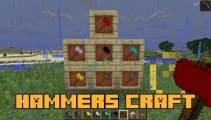 Hammers Craft - топоры [1.12.2]