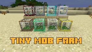 Tiny Mob Farm - маленькие фермы мобов [1.16.5] [1.15.2] [1.14.4] [1.13.2] [1.12.2]