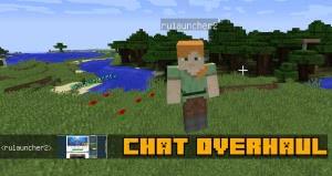 Chat Overhaul - файлы, картинки, голос в чате игры [1.12.2]