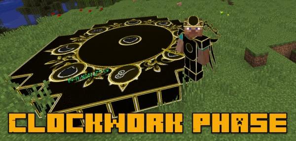 Clockwork Phase - техно магический мод [1.12.2] [1.7.10]