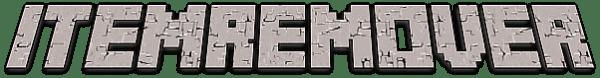 ItemRemover - очистка выброшенных предметов на сервере [1.12]