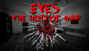 Eyes the Horror Map - хоррор карта [1.12.2]