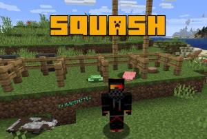Squash - сплющивай игроков и мобов [1.13.2] [1.12.2]
