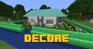 DecOre - разнообразные декоративные блоки [1.12.2]