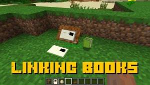 Linking Books - книги-телепорты [1.13.2]