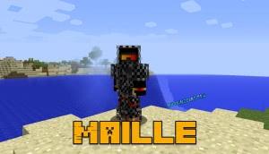 Maille - крафт кольчужной брони [1.13.2] [1.12.2] [1.10.2]