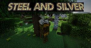 Steel and Silver - сталь и серебро  [1.12.2]