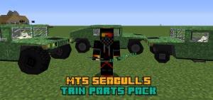 Immersive Vehicles Trin Part Pack - разные колеса и двигатели [1.12.2] [1.11.2] [1.10.2]