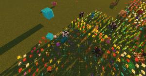 Floral Frenzy - цветочный ресурспак [1.14.4] [1.13.2] [16x]