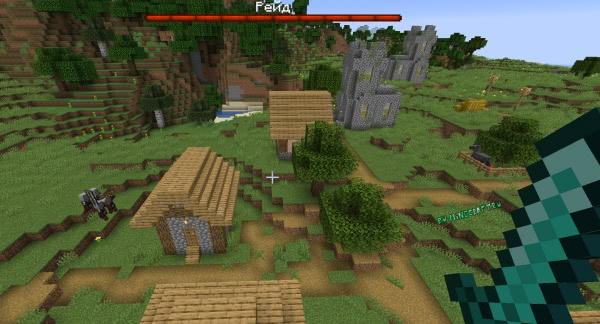 Майнкрафт 1.14.4 - Village and Pillage, деревни и мародерство - что нового?