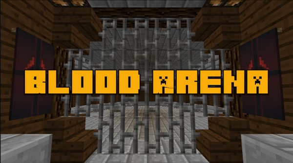 Blood Arena - простая арена для битвы [1.13.2]