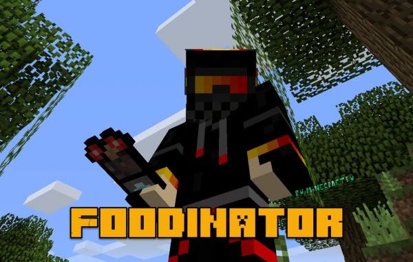 Foodinator - автокормление игрока [1.12.2]