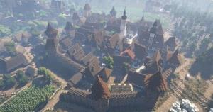 Rich Medieval Town - богатый средневековый город [1.12.2]