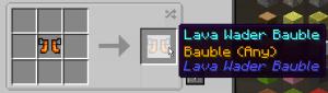 Lava Wader Bauble - ботинки для хождения по лаве [1.16.1] [1.15.2] [1.14.4] [1.12.2]