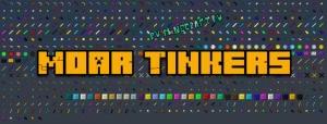 Moar Tinkers - материалы из других модов [1.12.2] [1.10.2]