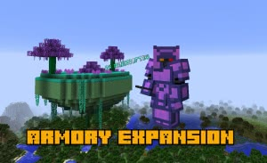 Armory Expansion - больше брони для Construct's Armory [1.12.2]
