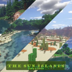 The sun islands - солнечные острова [1.12.2]