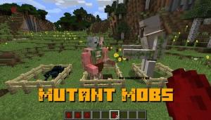 Mutant Mobs - мобы-мутанты [1.12.2]