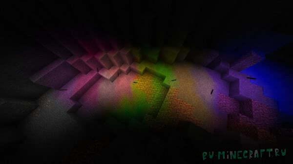 Lumina - светящиеся палочки [1.12.2]