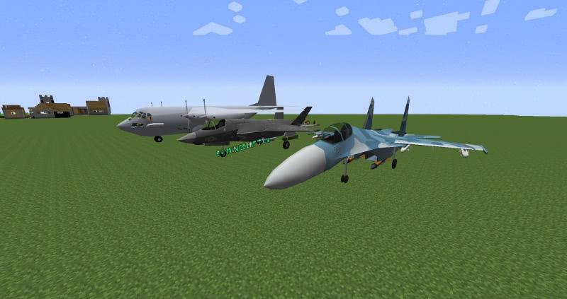 MCHeli - Реалистичные самолеты и вертолеты, танки [1.7.10 ...
