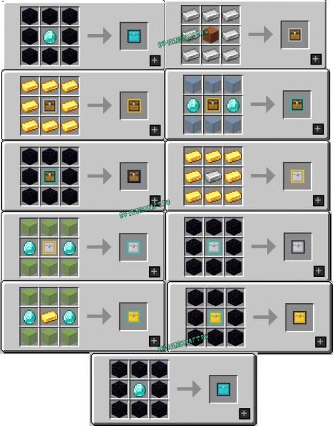 Expanded Storage (Cursed Chests) - большие сундуки [1.16.3] [1.15.2] [1.14.4]