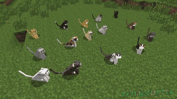 Not Enough Pets - больше видов домашних животных  [1.12.2] [1.11.2] [1.10.2] [1.7.10]