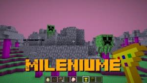 Mileniume - новые измерения, оружие, мобы и вещи [1.12.2]